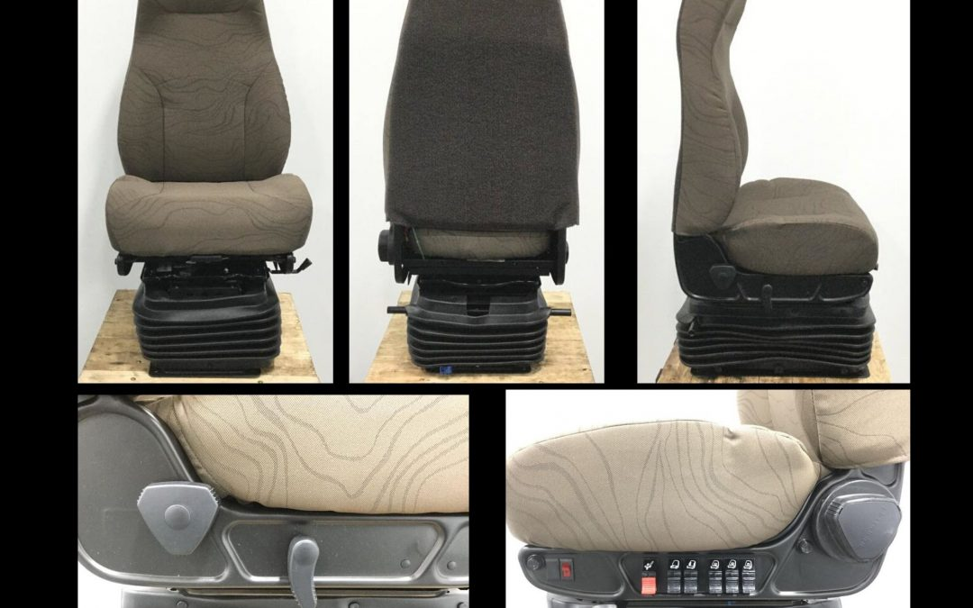 JUST IN: Air Ride Seats